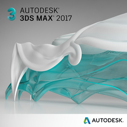 3ds max 2017 badge 256px